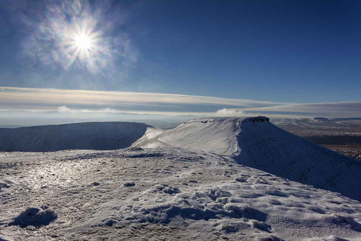 brecon beacons in south wales