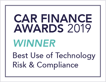 Car Finance Awards Best use of Technology