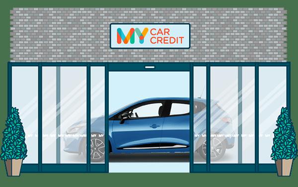 My Car Credit Store